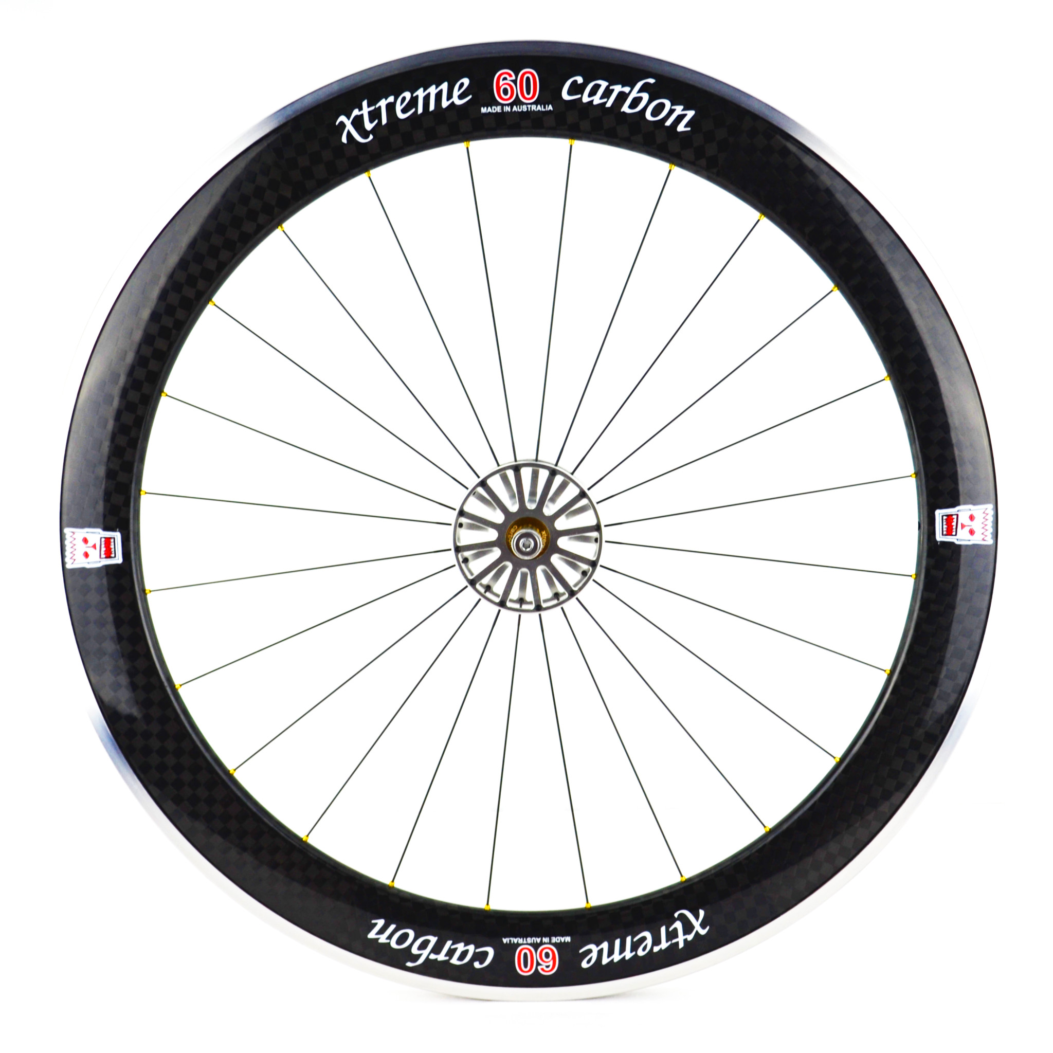 60 enticer grade carbon race wheel