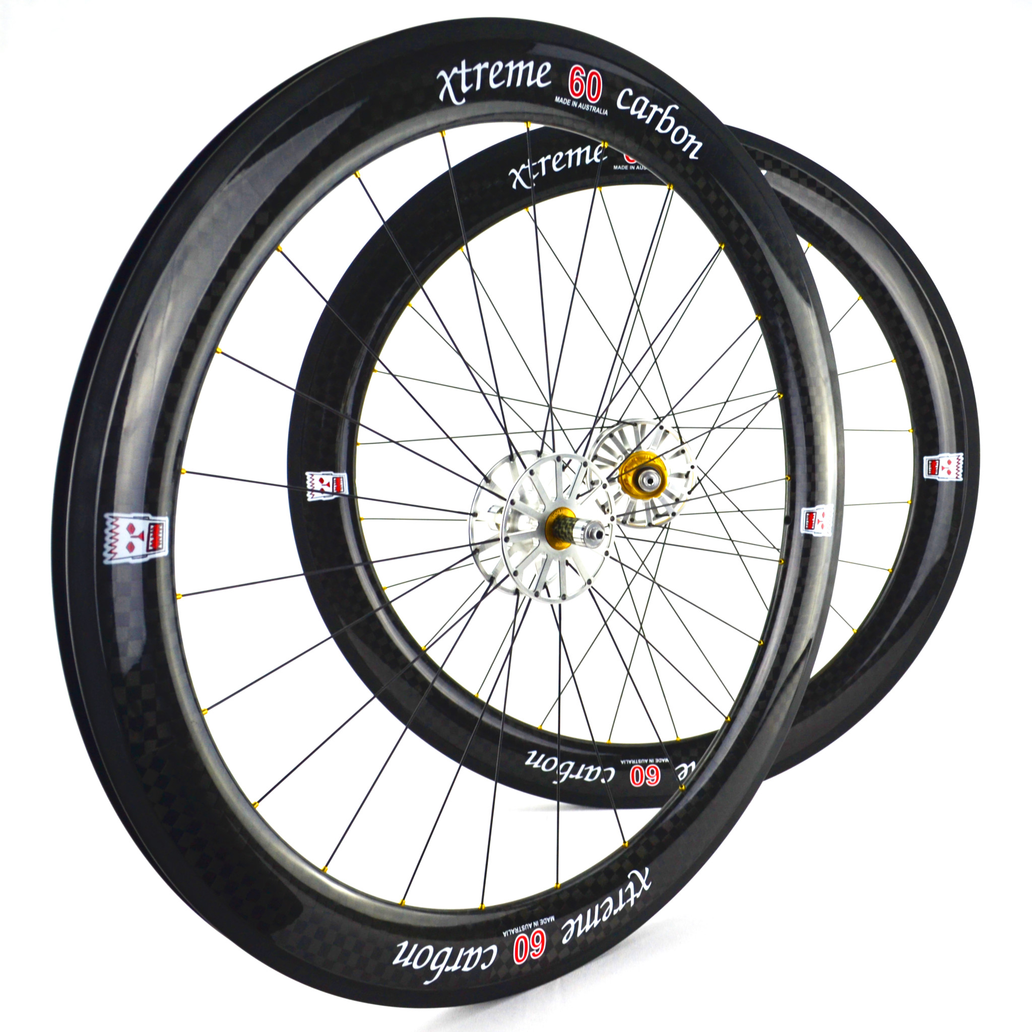 Triathlon Wheels - Xtreme Carbon