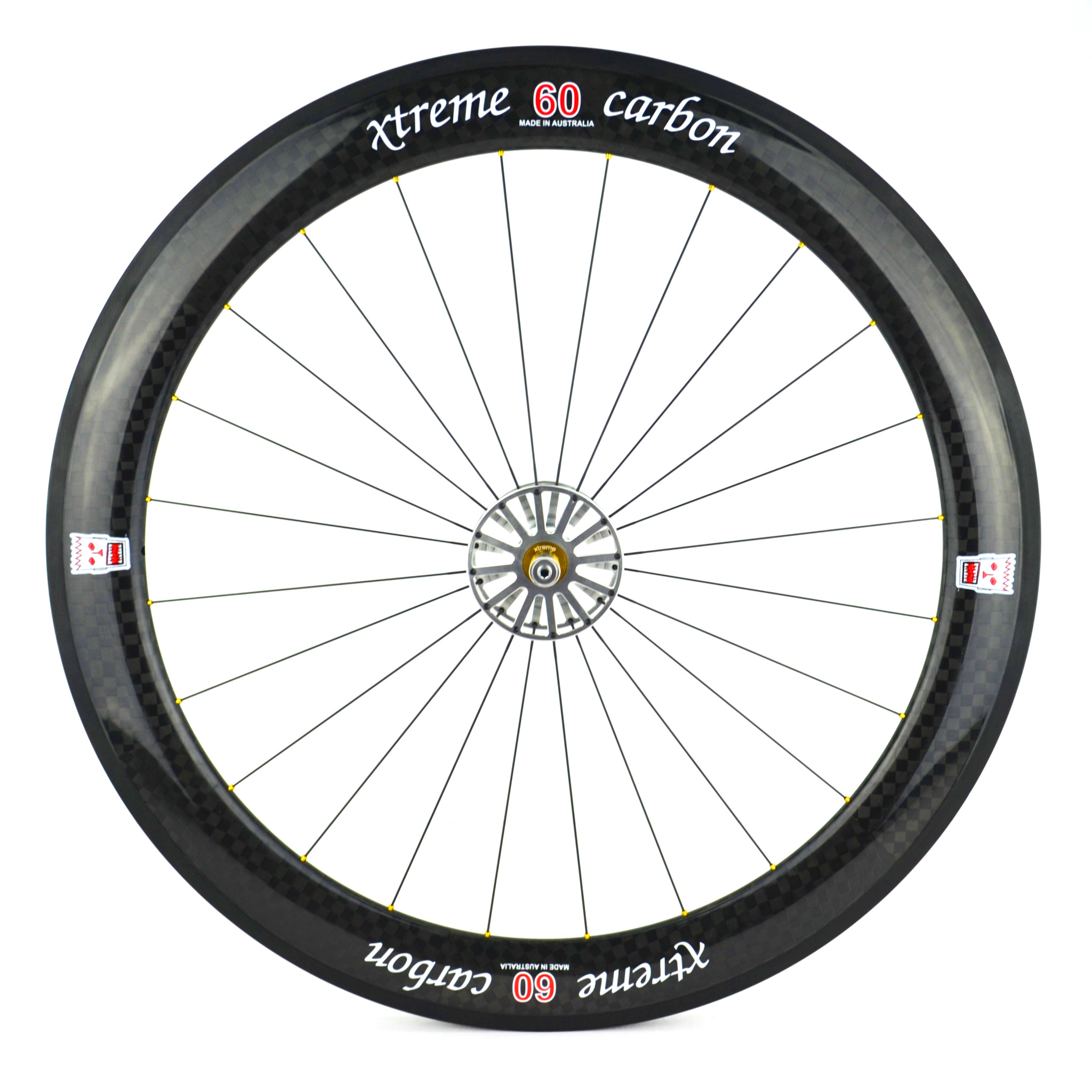 60 race grade carbon race wheel