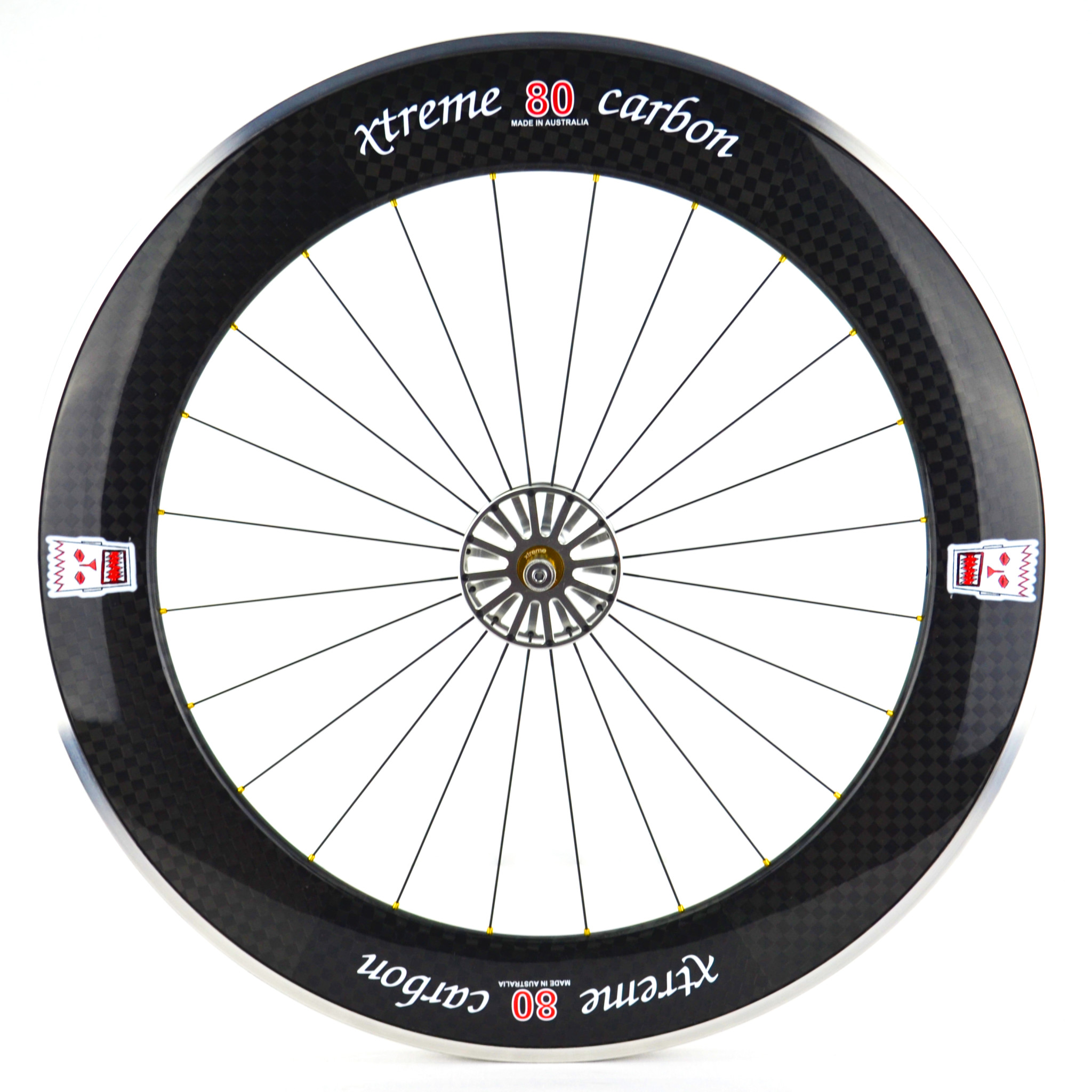 80 enticer grade carbon race wheel