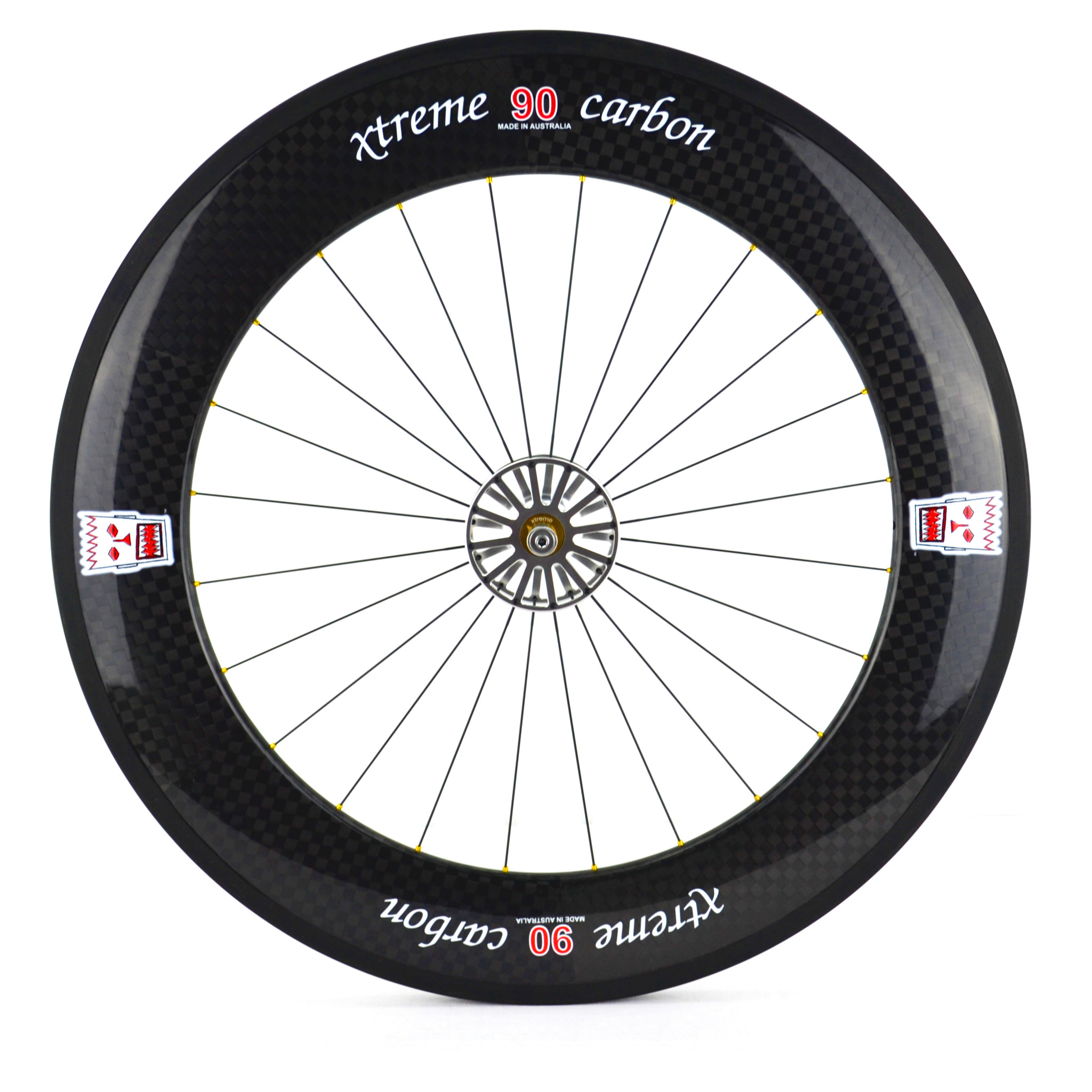 90 race grade carbon race wheel