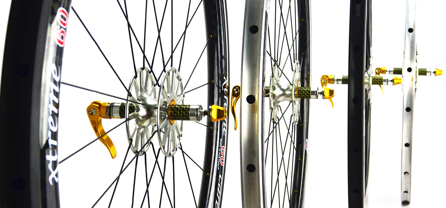 Xtreme Carbon Wheels