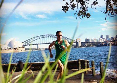 Em Donker Run Sydney