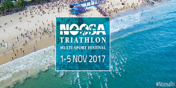 Noosa Triathlon 2017