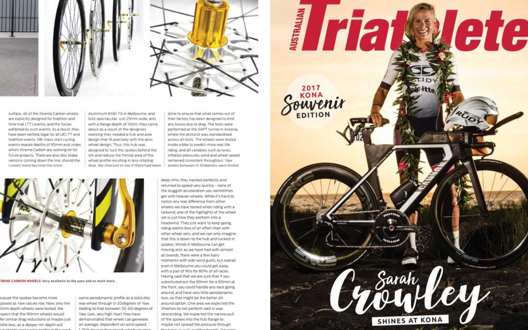 Our Australian Triathlete Magazine Review